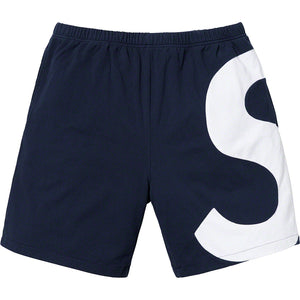 Supreme 19S/S S Logo Short Navy