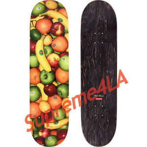 19S/S Fruit Skateboard