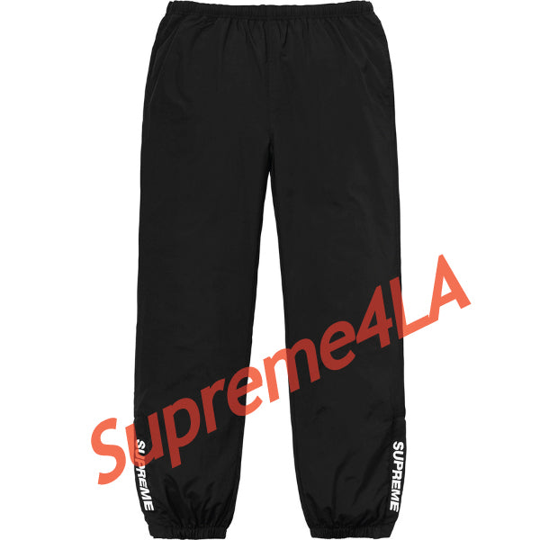 Supreme 18F/W Warm Up Pant Black