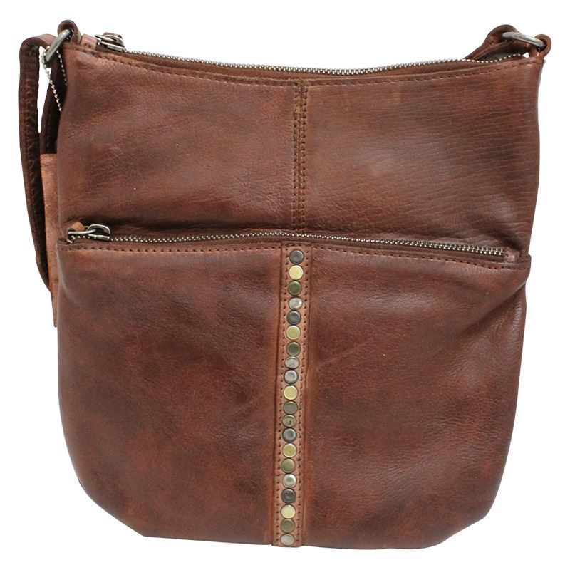 Modapelle Vintage Leather Shoulder Bag 5804