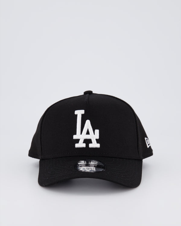 CHILD LA DODGERS 9FORTY A-FRAME - BLACK