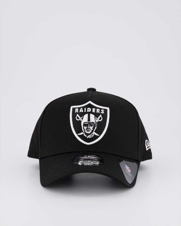 CHILD OAKLAND RAIDERS 9FORTY A-FRAME - BLACK