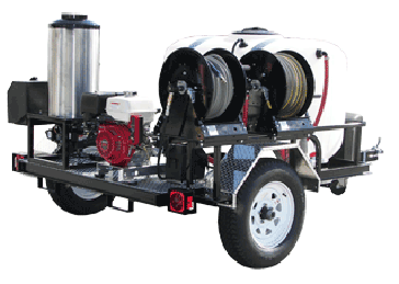 Hot Shot Tow-Pro Trailers