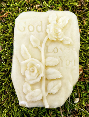 Gift Soap:  God Loves You