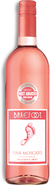 Barefoot / Pink Moscato