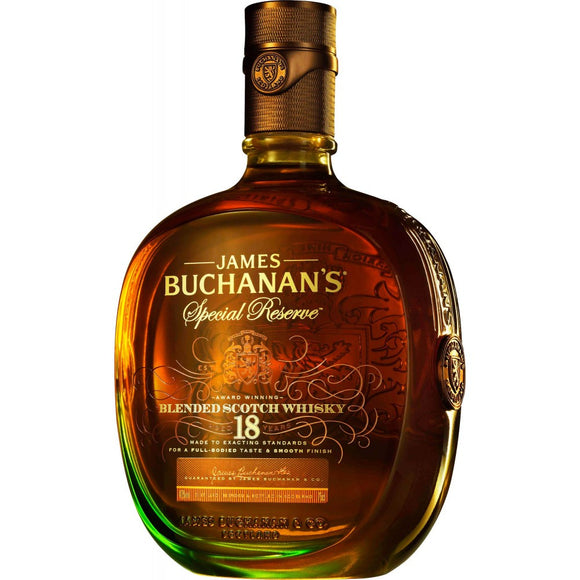 Buchanan's / Special Reserve 18 Year Old Scotch Whisky / 750mL