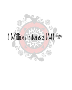 1Million Intense (M) type compared to 1Million Intense (M) Paco Rabanne type