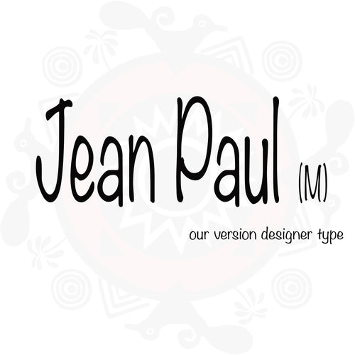Jean Paul (M) Type Fragrance