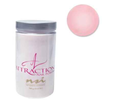 NSI Attraction Powder Extreme Pink(Exclusively for Licensed Professionals) - IBD Boutique