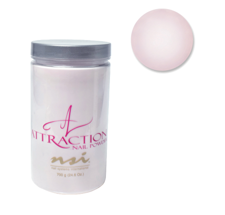 NSI Attraction Powder Sheer Pink (Exclusively for Licensed Professionals) - IBD Boutique