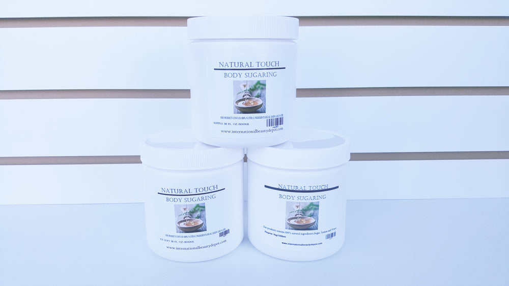 Natural Touch-Body Sugaring Paste (Sugar Wax) 1000ml