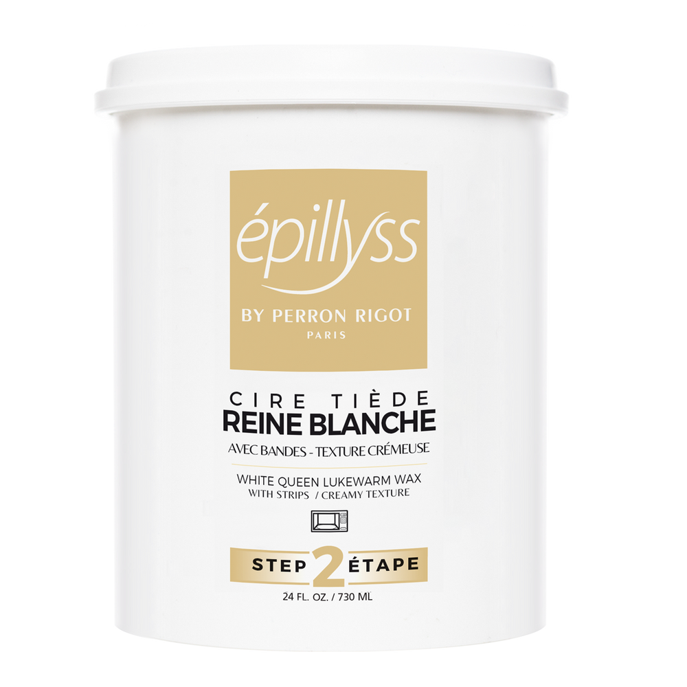 Épillyss White Queen Strip Wax