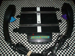 C8530 Scalextric Sport Power Base with 2 Hand Controllers