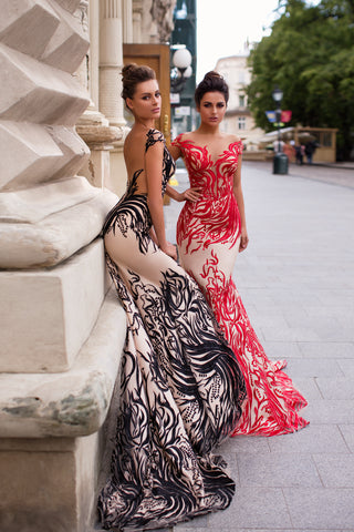 2019 Evening and Cocktail gowns
