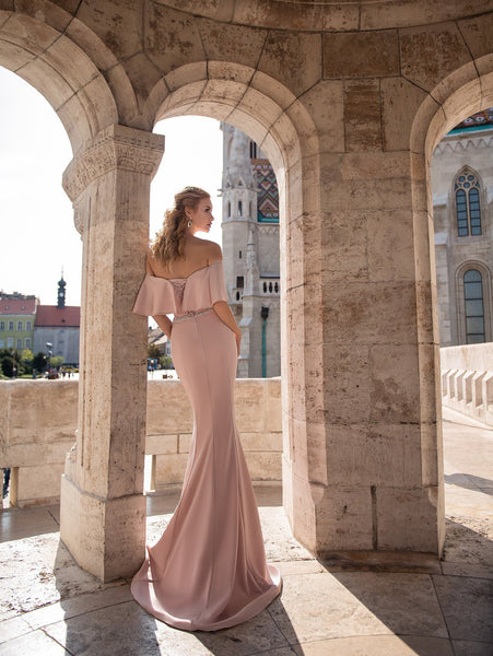 Bold & Gorgeous Budapest Evening gowns in Satin, Organza and Silks