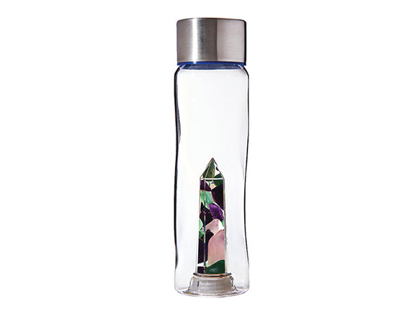 Glow   Plastic Crystal Bottle