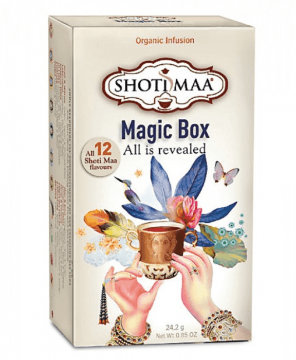Organic Shoti Maa Chakra Herbal Tea
