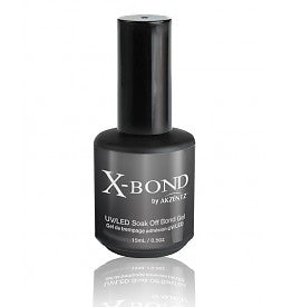 *NEW* X-Bond Universal Bonder/Base Gel - Akzentz .15ml/0.5oz