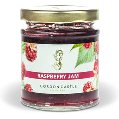 Gordon Castle Scotland Raspberry Jam