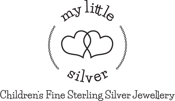 My Little Silver childrens charms and kids jewellery sterling silver kids bracelets