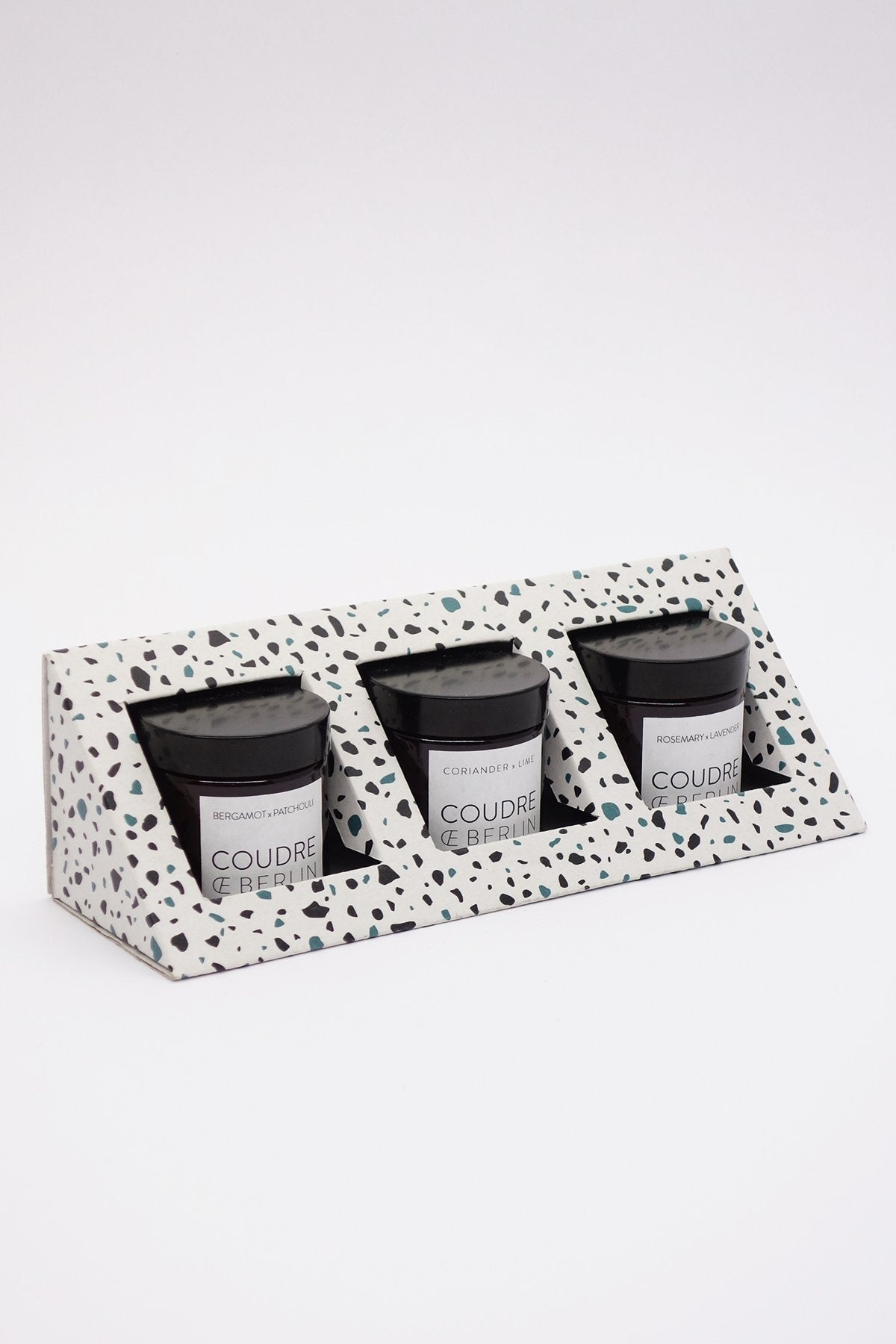 mini candle gift set  / ESSENTIALS Scented Candles