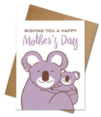 Eco-friendly Mother's Day + Father's Day Cards
