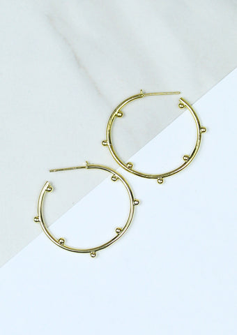 Hollow Geo Ear Cuff