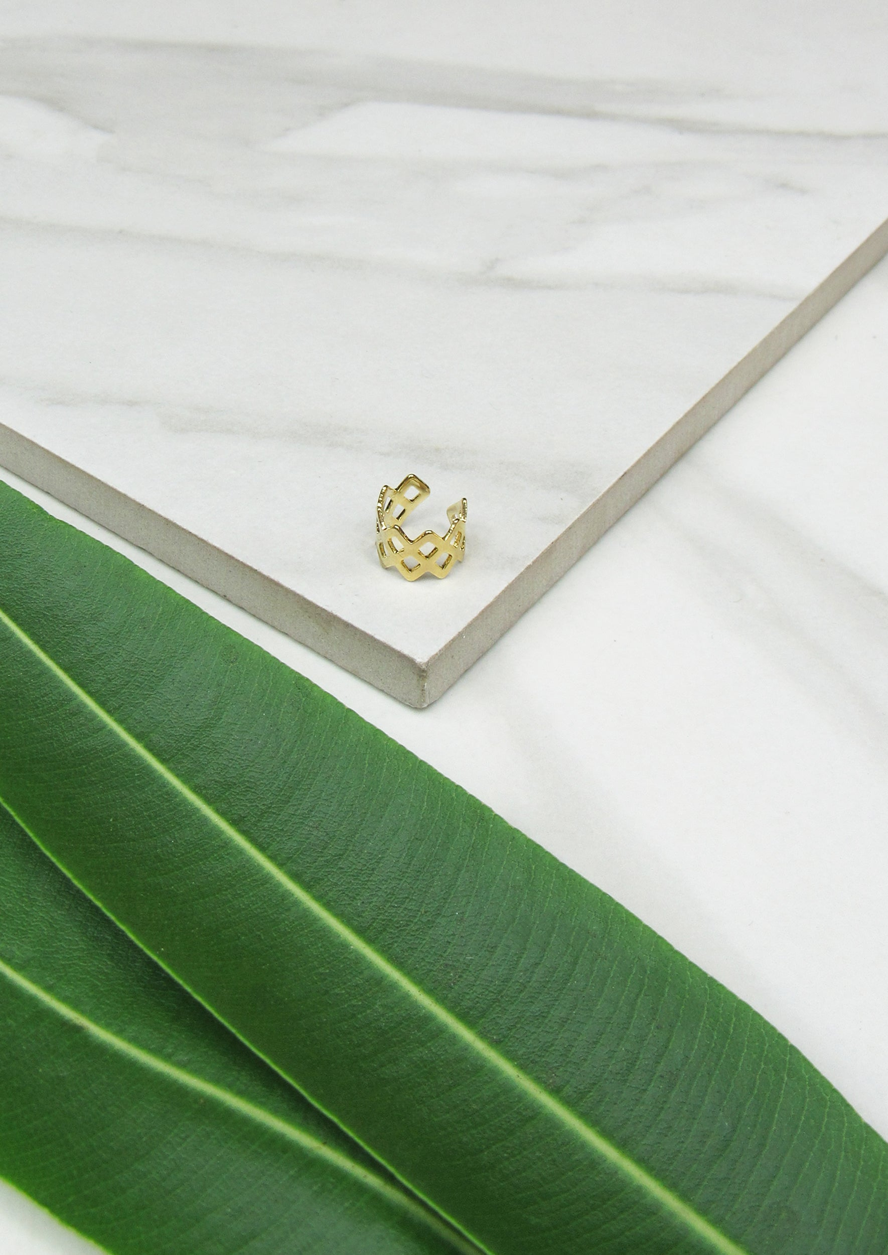 Jules Smith 14K Gold Plated Ear Cuff