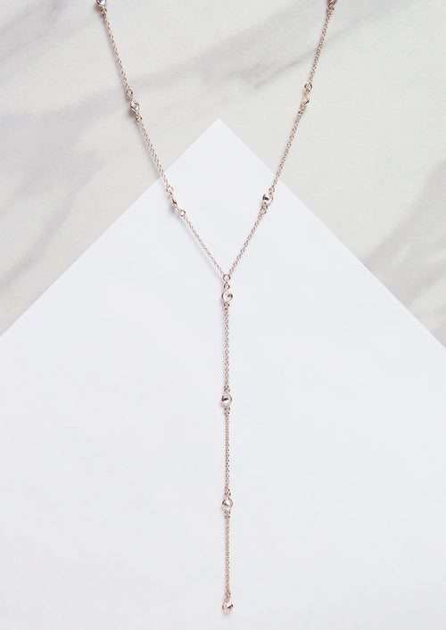 Isabella Drop Necklace