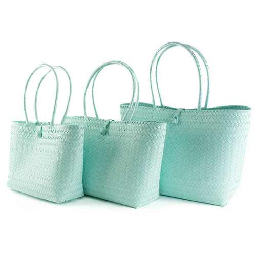 Solid Poly Tote