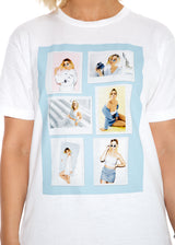 PHOTO COLLAGE TEE