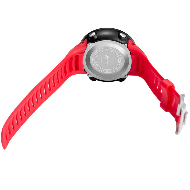 Digilog Suave Activewear Red Digital Multifunction Watch for Men & Boys