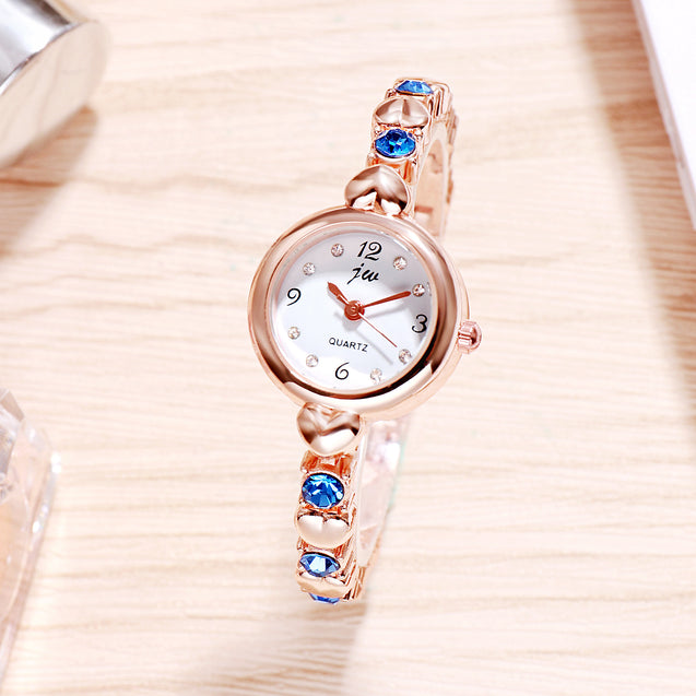 Addic Fashion Statement Diva's Rosegold Watch For Women & Girls