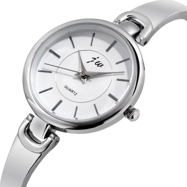 Addic Peak of Elegance Designer Silver Girls & Women's Watch