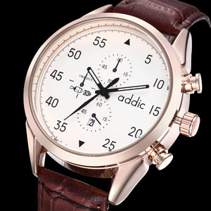 Addic Boldness Redefined Classy Men's Watch