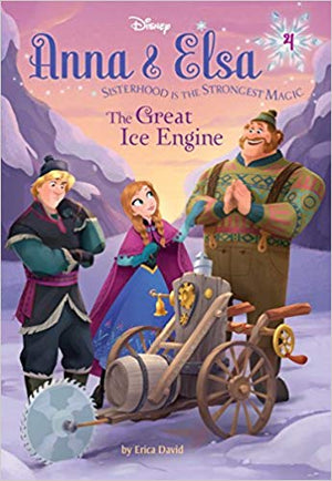 Anna & Elsa: The Great Ice Engine