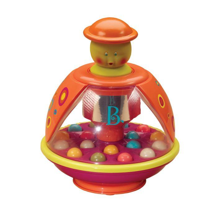 B. Poppitoppy is here to entertain babies for hours the perfect toy for girls and boys.