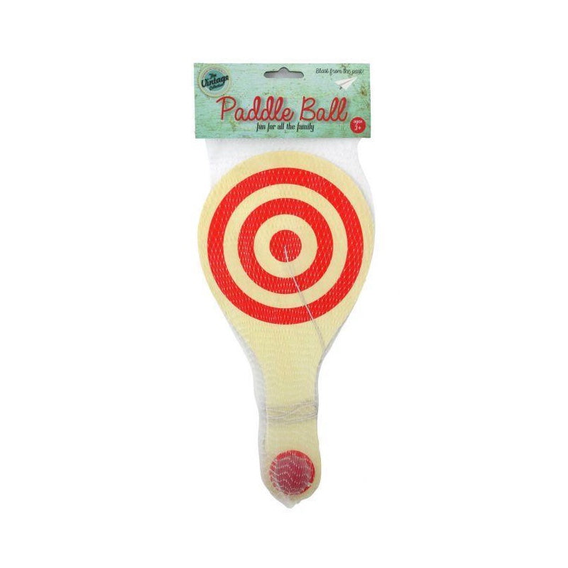 Vintage Collection Paddle Ball - The Toy Wagon