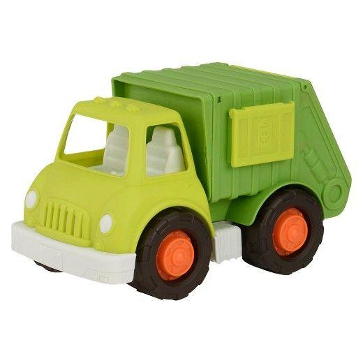 Buy Battat Wonder Wheels Garbage Truck. Get The Job Done Right With The Best Wheels In Town!