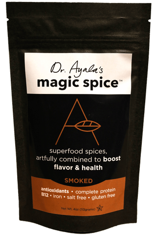 Dr. Ayala's Magic Spice | Smoked - Dr. Ayala's Magic Spice