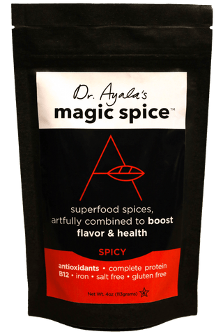 Dr. Ayala's Magic Spice | Spicy - Dr. Ayala's Magic Spice