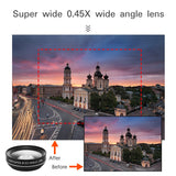 Powstro Phone Camera Lens 2 in 1 HD