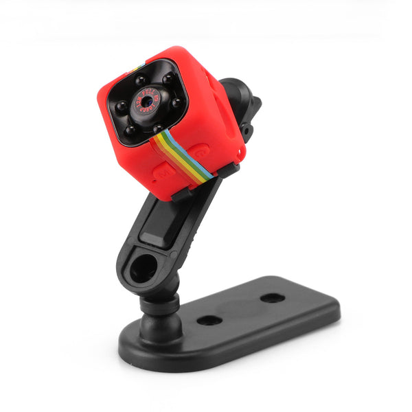 HD 1080P Mini Camera with Night Vision and Motion Detection