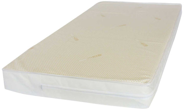 Classic Design 140 x 70 x 10 cm Foam Cot Bed Mattress With COOLMAX® & MaxiSpace Cover - Cot Mattress Company