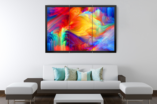 """Color Burst"" - Art & Light"
