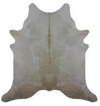 Load image into Gallery viewer, Off White Cowhide