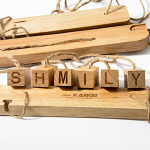 "Love-KANKEI ""shmily"" Letter Picture Frame"