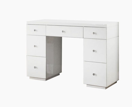 Hollywood Dressing Table - White