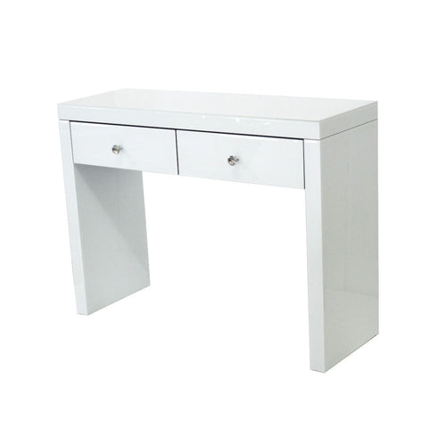 Hollywood Console Table - White