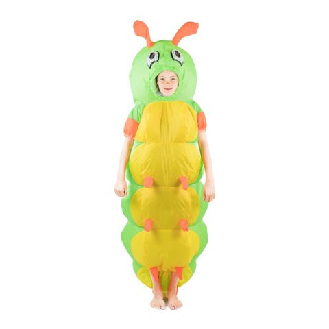 Bodysocks - Kids Inflatable Caterpillar Costume